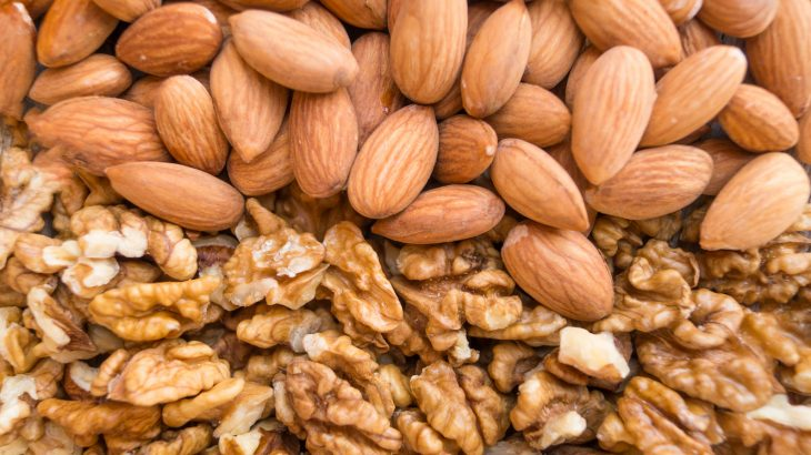 Eating nuts twice a week can lower your risk of a fatal heart attack or stroke, new research shows.