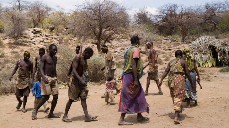 Research focused on the Hadza hunter-gatherers in Tanzania revealed that these indigenous people agree on what qualities are characteristic of morality.