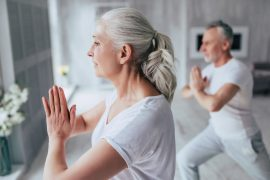 A new study has revealed that yoga can significantly lower the risk of death among patients recovering from a heart attack.