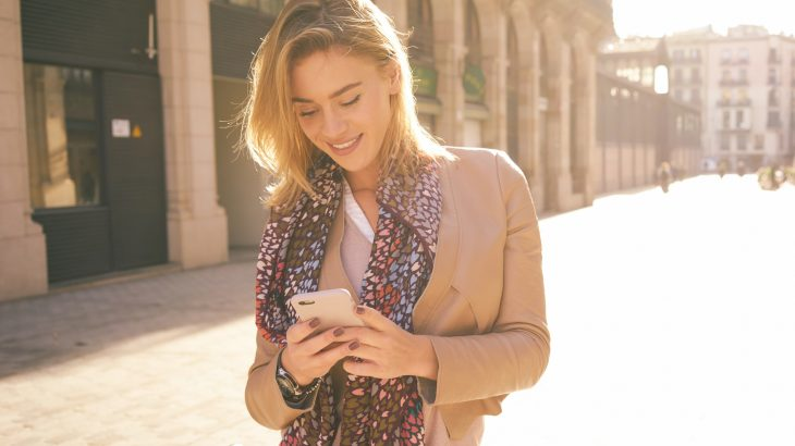 Staring down at your smartphone all day could cause neck and jaw pain, and women are especially at risk, according to a new study.