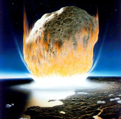 Rocks found at the impact site of the asteroid that triggered the Cretaceous-Tertiary Mass Extinction hold a record of the first days after the asteroid struck Earth.