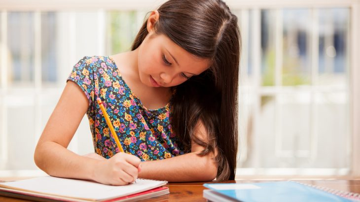 Children are taking notice of how adults face challenges and the amount of effort they are willing to put into reaching their goals.