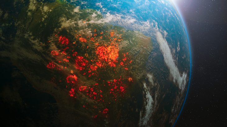 Satellites play a key role in monitoring the various components of the atmosphere so that authorities have access to accurate information as they respond to the fires in the Amazon.