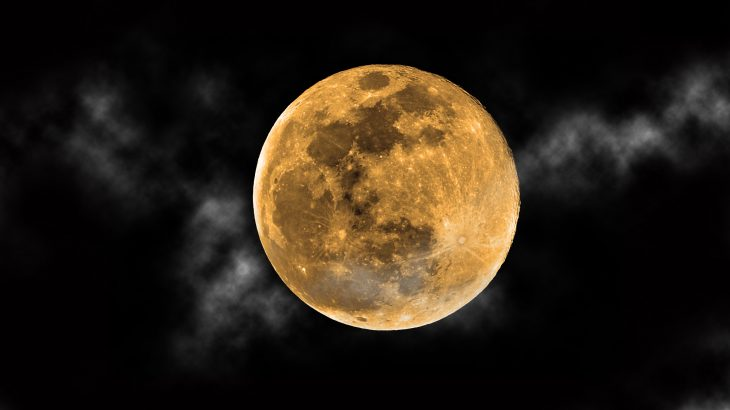 This Friday night and early into Saturday morning, a full harvest moon will light up the night sky.