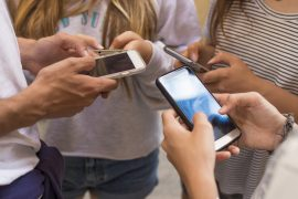 According to a new study from Johns Hopkins University, teenagers who spend more than three hours a day on social media have an increased risk of mental health issues.