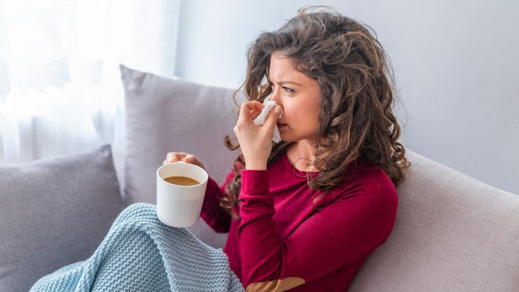 Researchers have identified a single protein in our cells that could be the key to stopping a common cold virus dead in its tracks.