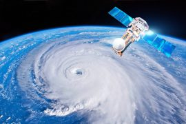 At present, there are a record-breaking six named tropical storms whirling in the Atlantic and Eastern Pacific Basins.