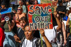 On Friday, millions of people all over the globe took part in the climate strike to call on leaders to take urgent action against climate change.