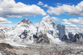 New research suggests that weathering of the Himalayas is not responsible for global cooling as previously thought.