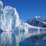 Glaciers in the Antarctic are on a slippery slope, as a new study has found that surface meltwater is rapidly accelerating the flow of glaciers toward the sea.