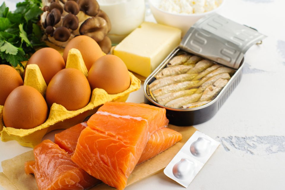 According to a new study from the North American Menopause Society, vitamin D and fish oil may play a protective role against death from cancer and heart attacks.