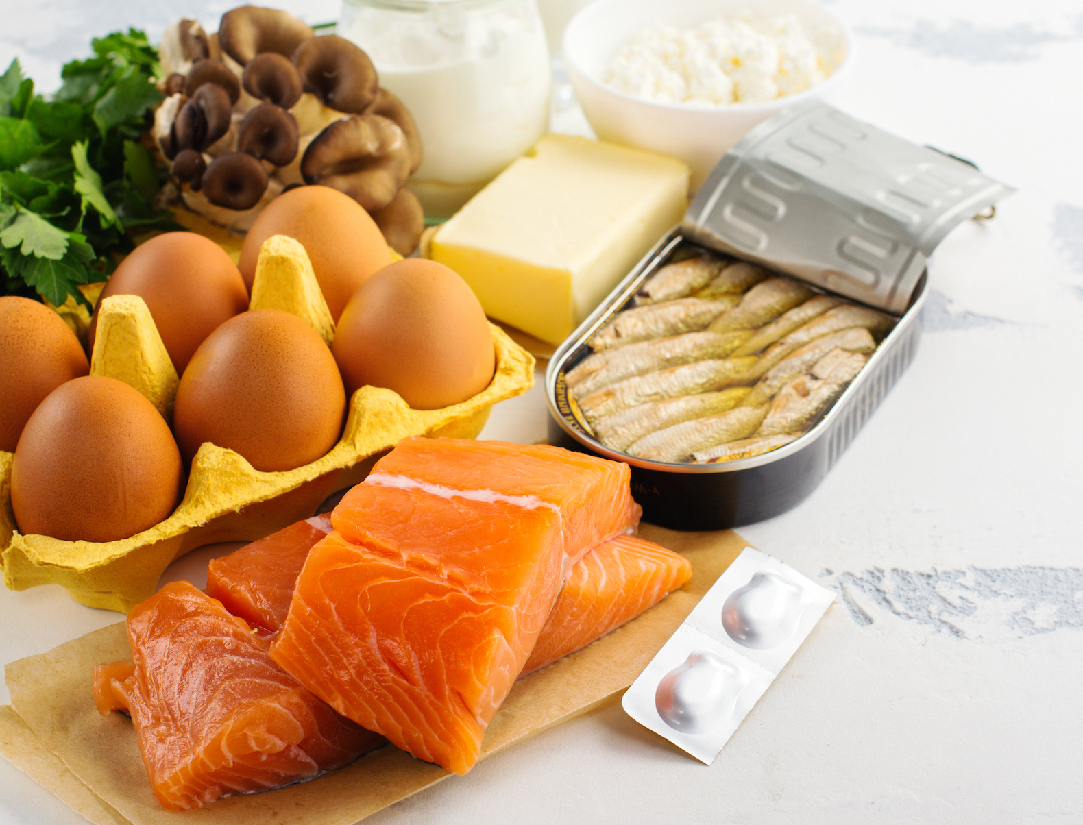 Vitamin D and fish oil may lower risk of death from cancer and heart attack • Earth.com