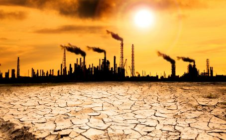 The five-year period ending in 2019 is set to be the hottest on record, and carbon emissions have risen by 20 percent within this time frame.