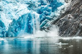 The United Nations just released a new report that warns that even the most remote places on Earth have not been spared from the damaging effects of climate change.