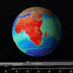 Today's Video of the Day from NASA presents Earth satellite data transformed into music.