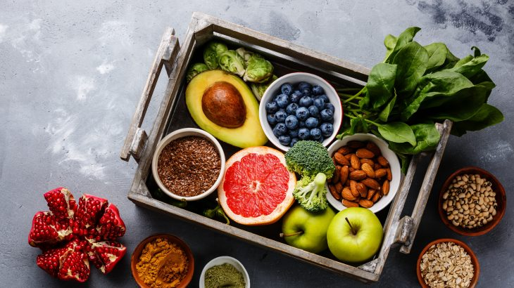 dash diet for cardiac protection