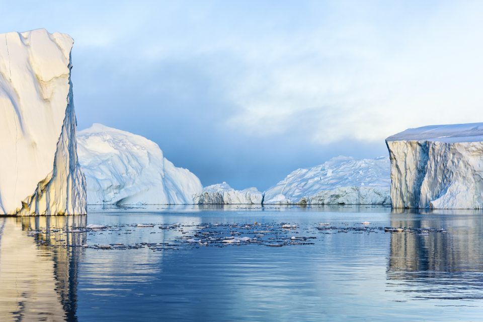 The increased rate of ocean acidification, combined with other rapidly changing chemical conditions, could ultimately disrupt the entire Arctic food chain.