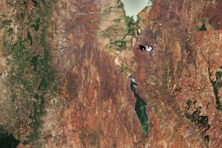 Today's Video of the Day from the European Space Agency features a Copernicus Sentinel-2 satellite view of the Great Rift Valley in Kenya.