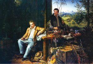 Alexander von Humboldt jungle
