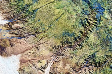 Today's Video of the Day from the European Space Agency features the Andes mountains in southern Peru.