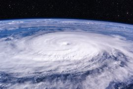 A new study has revealed that seismic activity can be increased by the impacts of severe storms.