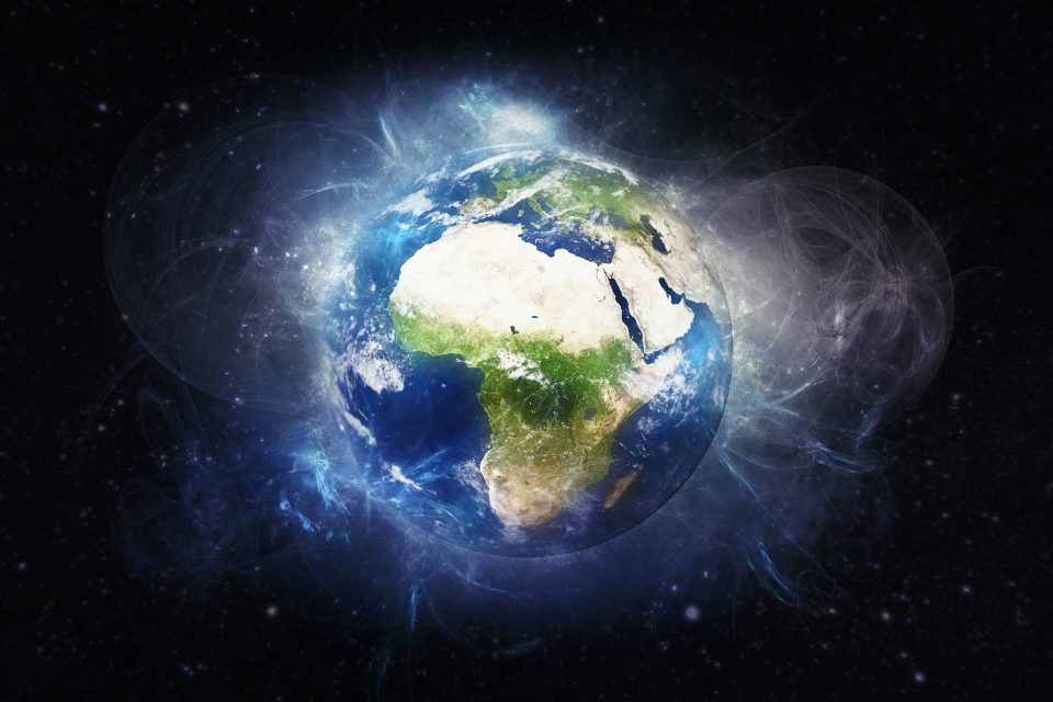 The Earth's magnetic field can change direction up to ten times faster than previously realized, according to a new study from the University of Leeds and UC San Diego.