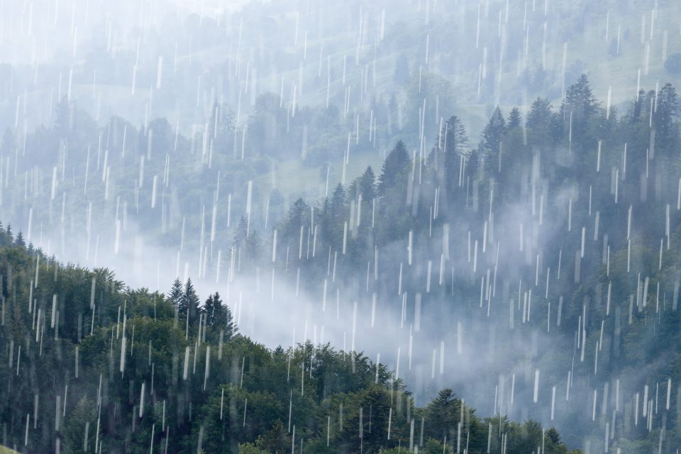 The experts report that higher rates of both rainfall and evaporation will lead to more extreme wet and dry seasons worldwide.