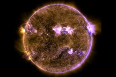 Today's Video of the Day from NASA Goddard highlights the incredible discoveries of the Solar Dynamics Observatory (SDO), which was launched more than a decade ago to observe the Sun.