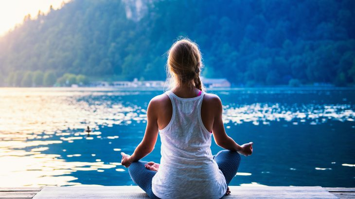 A new study from Yale University demonstrates the powerful mental health benefits of resilience training, such as meditation and breathing exercises.