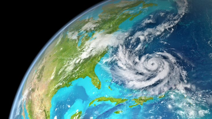 The study may provide new insight into how tropical cyclones develop that can strengthen into hurricanes.