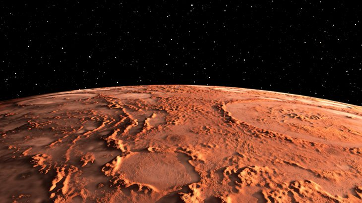 For the first time, scientists have quantified the precipitation that must have been present across Mars between 3.5 and 4 billion years ago, when lakes and rivers filled up with water across the planet.