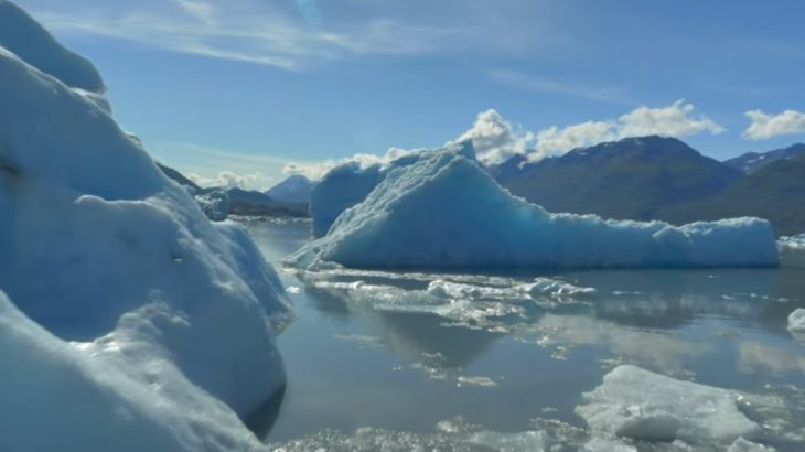 Today's Video of the Day from NASA Goddard describes the largest-ever study of glacial lakes based on 30 years of satellite data.