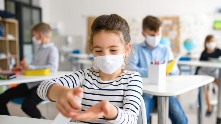 This fall, many children will be hospitalized for seasonal influenza A and B while the COVID-19 pandemic is still ongoing.