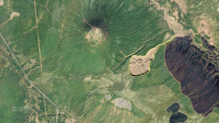 Today's Video of the Day from the USGS describes how the evolving Batagaika Crater in Russia's Extreme North is providing scientists with a look into the climate of the past.