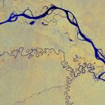 Today's Video of the Day from the European Space Agency features a satellite view of the Amazon River in the rainforest of South America.