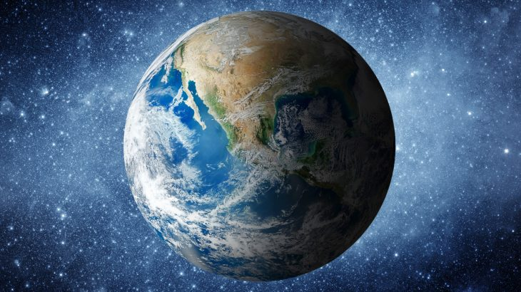 Scientists have reconstructed a record of the Earth's climate over the last 66 million years using sediment cores collected from the ocean floor.