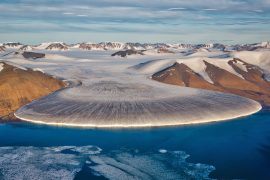 Rapidly melting ice sheets in Greenland and Antarctica are believed to be the two main drivers of sea-level rise, and calculating future ice loss is critically important to gain a better idea of how much we can expect the oceans to expand in the coming decades.