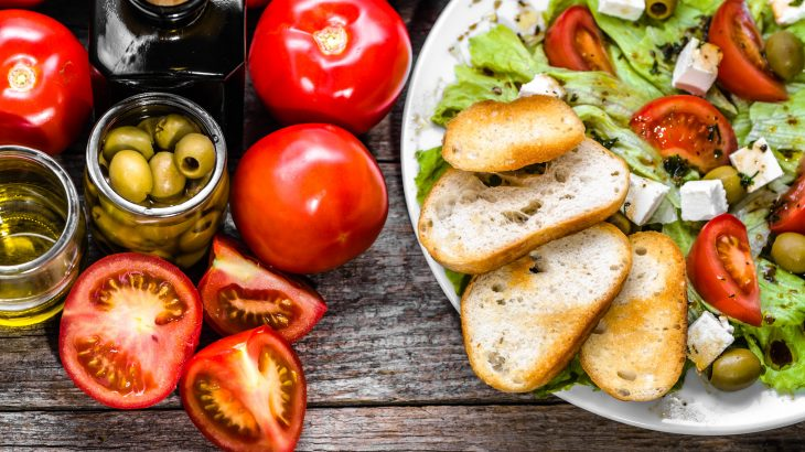 The Mediterranean diet helps to counter the health impacts of obesity, according to a study from Uppsala University in Sweden.