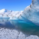 At the current rate of greenhouse gas emissions, the amount of ice loss from Greenland this century will be higher than any other century in more than 12,000 years.