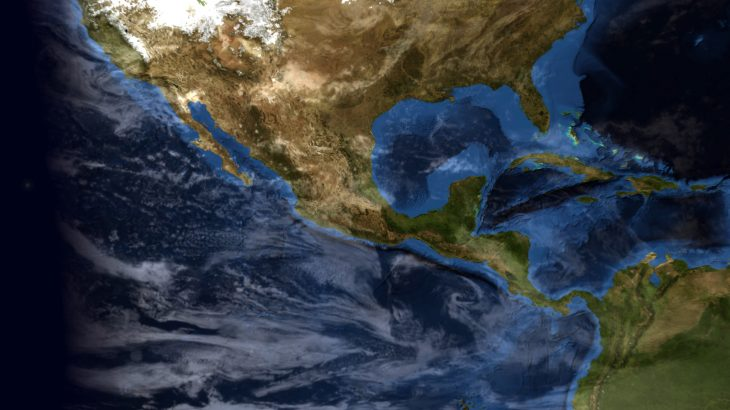 In a new study from Texas A&M University at Galveston, scientists have determined that extreme weather can intensify hurricanes in the Gulf of Mexico