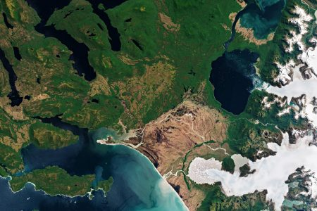Today's Video of the Day from the European Space Agency features Laguna San Rafael National Park on the Pacific coast of southern Chile.