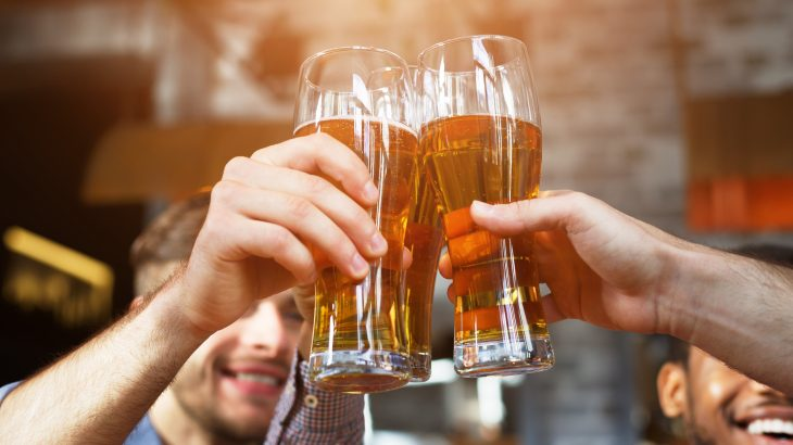 Fewer young adults are indulging in alcohol today compared to 20 years ago, according to a study from the University of Michigan.