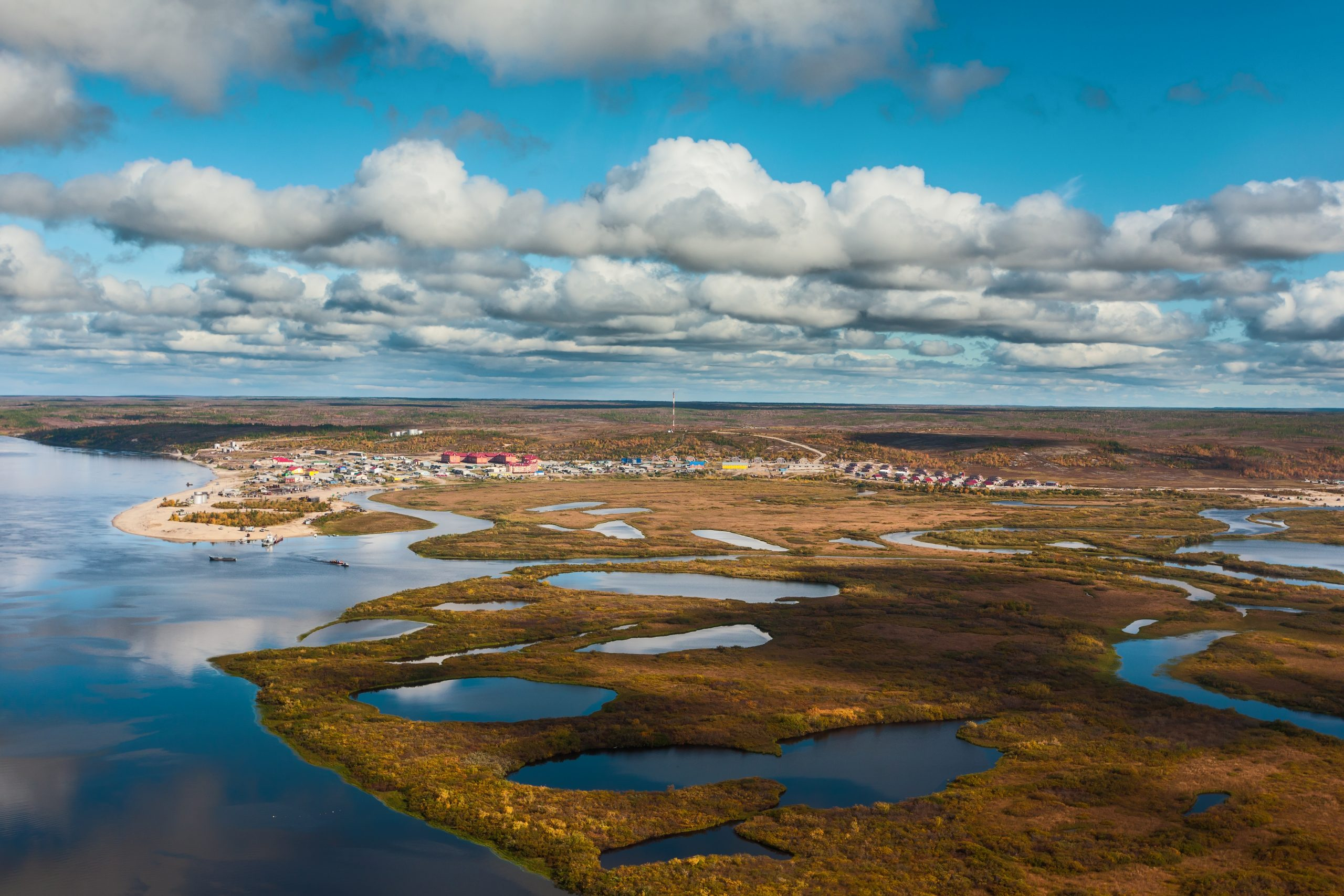 A few degrees of Arctic warming could trigger massive permafrost thawing • Earth.com