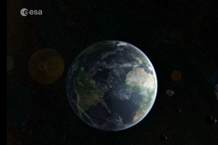Today's Video of the Day from the European Space Agency describes the Space Safety Program, which aims to address major threats to our planet from hazards such as asteroids and space weather.