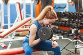 The researchers found that training one arm can increase strength in the other while also decreasing muscle loss.
