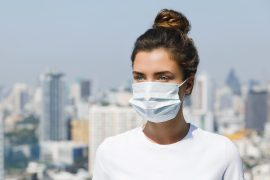 A new study published by the European Society of Cardiology is the first of its kind to investigate the number of COVID-19 deaths that are linked to air pollution worldwide