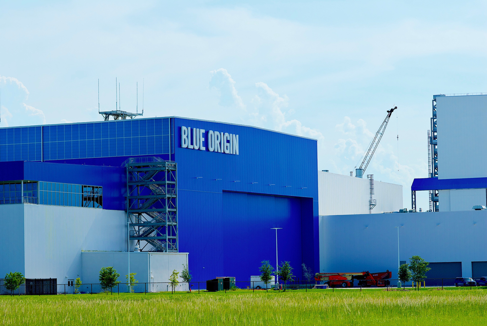 Blueorigin space exploration