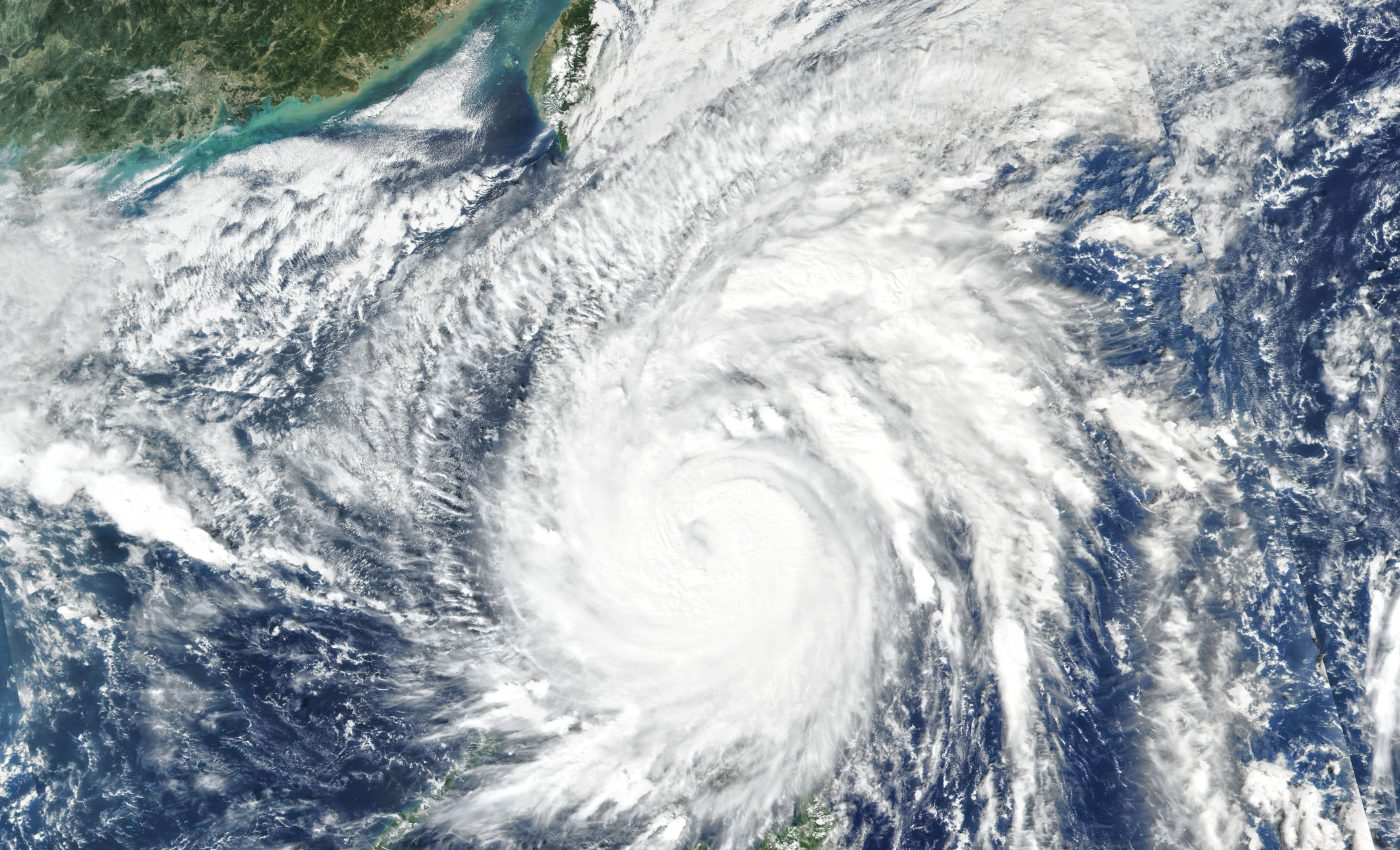 Today's Image of the Day from NASA Earth Observatory shows Typhoon Vamco just before the storm made landfall in the Philippines on November 11, 2020.