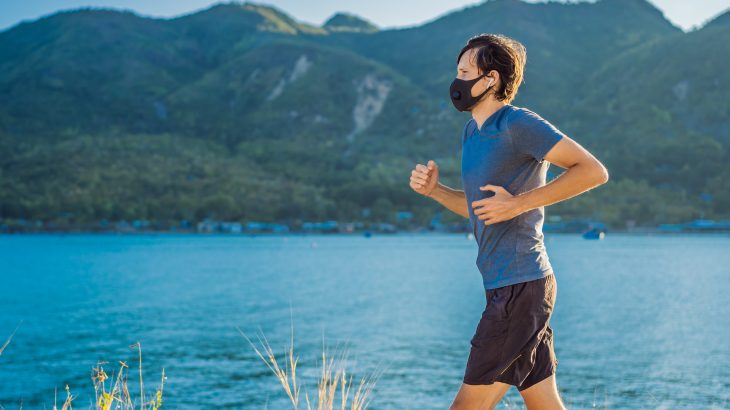 Wearing a facemask does not interfere with breathing or impair lung function, even during the most strenuous exercise, according to a new study from UC San Diego.