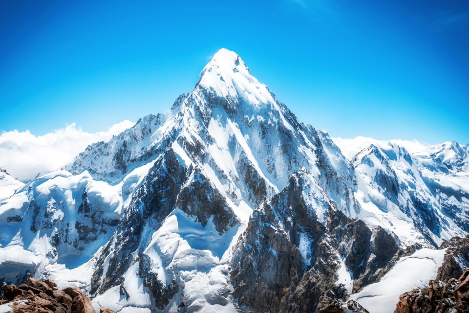 Microplastics have been found at the highest recorded altitude of more than 8,400 meters, just below the summit of Mount Everest.